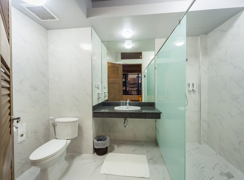 bathroom Private room (4)